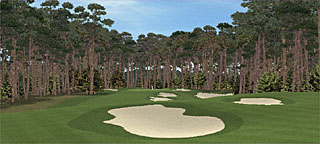 Cypress Point's Hole 5